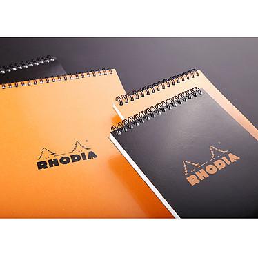 Acheter Rhodia Bloc Note Spirale 21 x 29.7 cm quadrillé 5 x 5 160 pages