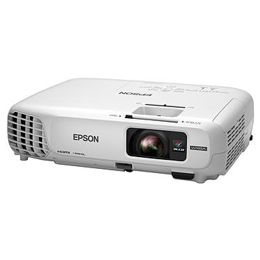 Epson EB-W28 Vidéoprojecteur portable 3LCD WXGA 3000 Lumens (garantie constructeur 2 ans/lampe 1 an)