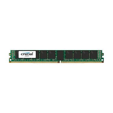 Crucial DDR4 8 Go 2133 MHz CL15 ECC Registered SR X4 VLP RAM DDR4 PC4-17000 - CT8G4VFS4213 (garantie 10 ans par Crucial)