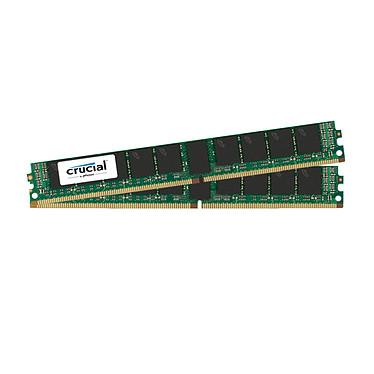 Crucial DDR4 16 Go (2 x 8 Go) 2133 MHz CL15 ECC Registered SR X4 VLP