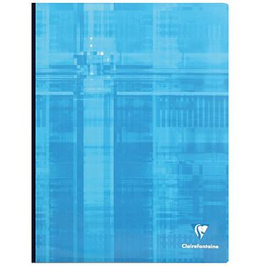 Avis Clairefontaine Cahier Metric brochure 192 pages 24 x 32 cm grands carreaux Seyès coloris aléatoires