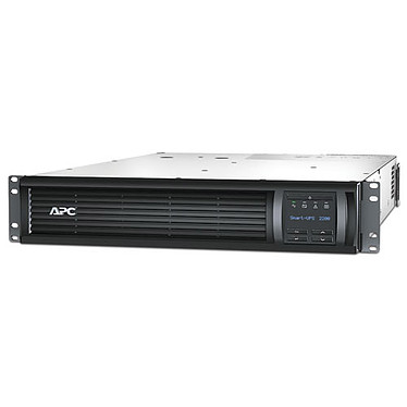 APC Smart-UPS Rack-Mount 2200VA LCD 230V