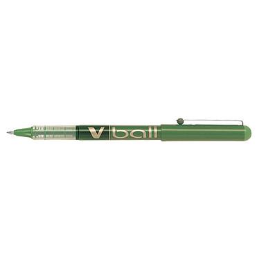 PILOT V-BALL 07 Stylo Roller Moyen Vert