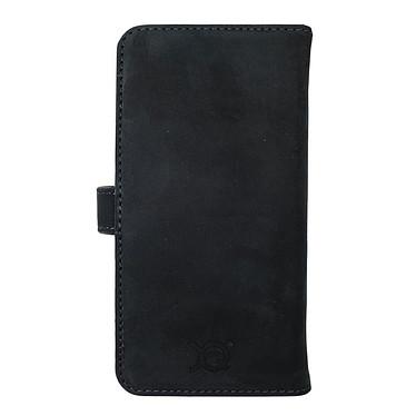 Avis xqisit Etui Wallet Eman Cuir Noir iPhone 6/6s