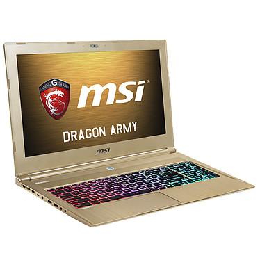 Avis MSI GS60 2QE-426XFR Ghost Pro Gold (Edition limitée)