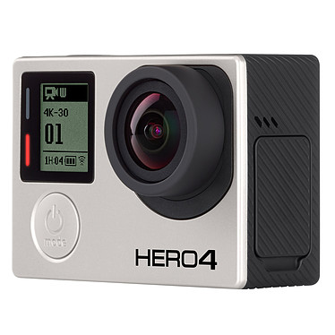 Avis GoPro HERO 4 : Black Edition