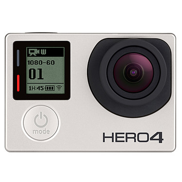 GoPro HERO 4 : Silver Edition