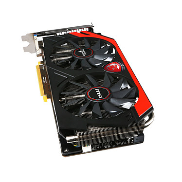 Acheter MSI GeForce GTX 770 Twin Frozr GAMING 2GB