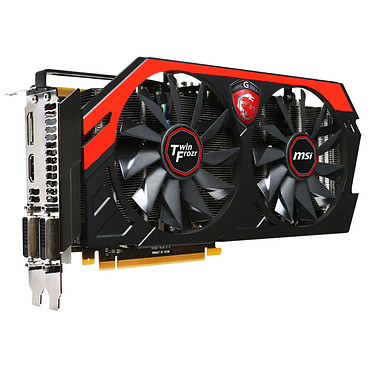 Avis MSI GeForce GTX 770 Twin Frozr GAMING 2GB