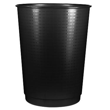 CEP Mailroom Corbeille à papier Noir 40 litres