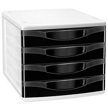 CEP Module de classement CEPBox 4 tiroirs Noir