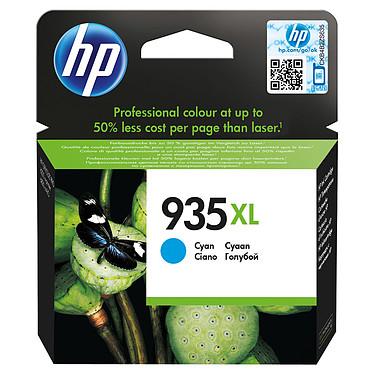HP 935XL Cyan (C2P24AE) Cartouche d'encre cyan haute capacité (825 pages à 5%)