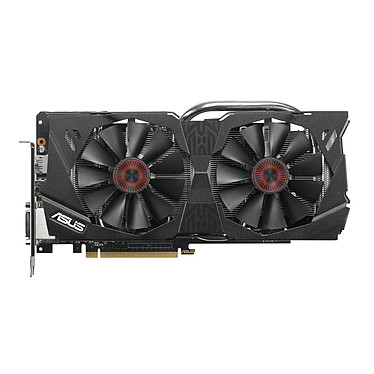 Avis ASUS STRIX GTX970-DC2OC-4GD5 - GeForce GTX 970 4 Go