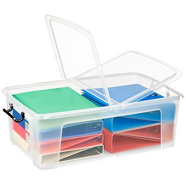 CEP Strata Boite de rangement Plastique 50 litres Boite de rangement Plastique