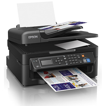 Apple (via AirPrint) Epson