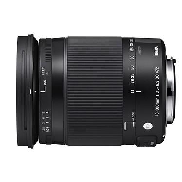 Sigma 18-300mm F3.5-6.3 DC Macro OS HSM monture Pentax
