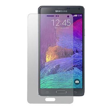 xqisit 3 Films de protection pour Galaxy Note 4 Lot de 3 Films de protection pour Galaxy Note 4