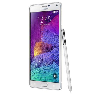 Avis Samsung Galaxy Note 4 SM-N910 Blanc 32 Go