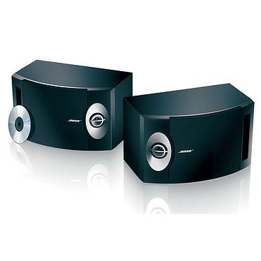 Bose 201V Noir  Enceinte compacte stéréo Direct/Reflecting (par paire)