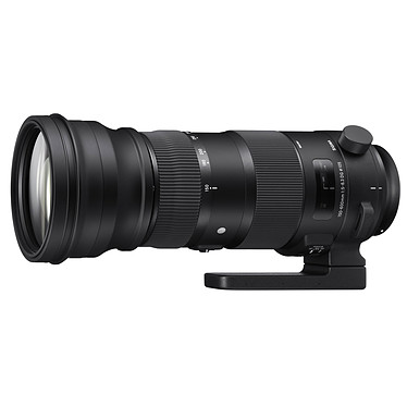 Sigma Sports 150-600mm F5-6.3 DG OS HSM monture Canon