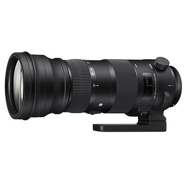 Sigma Sports 150-600mm F5-6.3 DG OS HSM monture Canon Hyper télézoom haute qualité