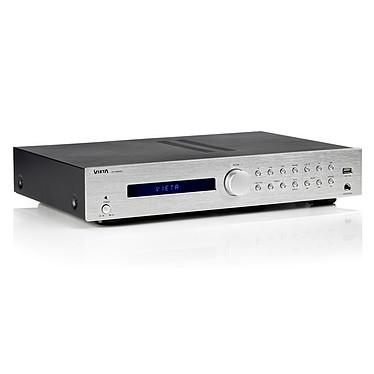 Vieta VH-HR065SL Argent Amplificateur-tuner stéréo intégré 2 x 75 W