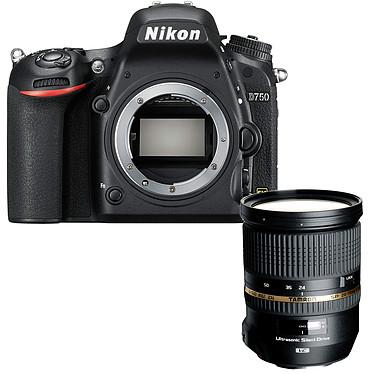 Nikon D750 + Tamron SP 24-70 mm F/2,8 Di VC USD