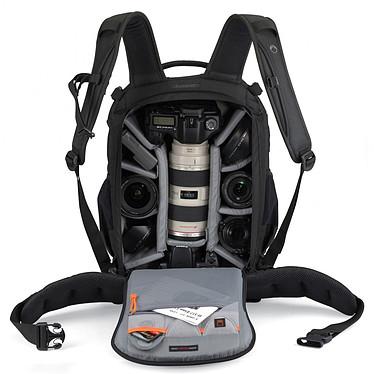 Nikon D750 + Tamron SP 24-70 mm F/2,8 Di VC USD + Lowepro Flipside 400 AW pas cher