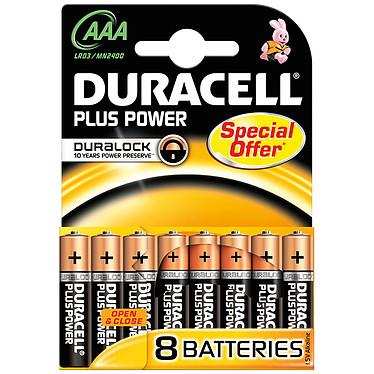 Duracell Plus Power AAA (par 8)