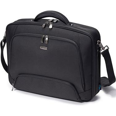 Dicota Multi Pro 15 + Trace Your Bag Sacoche pour ordinateur portable (jusqu'à 15.6''') avec système de localisation par satellite