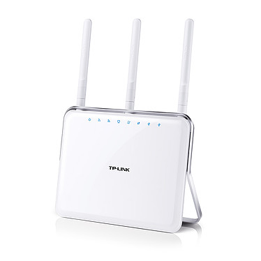 TP-LINK Archer C9 Routeur Gigabit WiFi AC1900 dual band (N600 + AC1300) 4 ports gigabit LAN + 1 port gigbait WAN