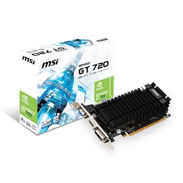 MSI GeForce GT 720 N720-2GD5HLP
