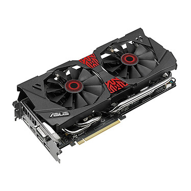 Avis ASUS STRIX-GTX980-DC2OC-4GD5 - GeForce GTX 980 4 Go