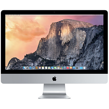 "Apple iMac avec écran Retina 5K (MF885F/A-16Go-3To) Intel Core i5 (3.3 GHz) 16 Go 3 To LED 27"" AMD Radeon R9 M290 Wi-Fi AC/Bluetooth Webcam Mac OS X Yosemite"