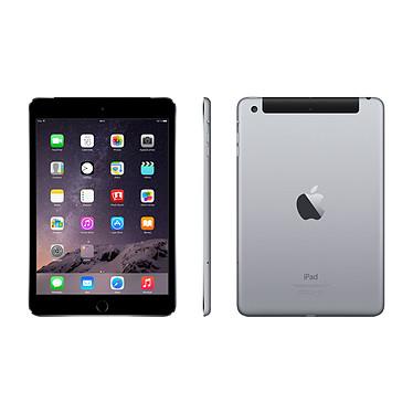 Avis Apple iPad mini 3 avec écran Retina Wi-Fi + Cellular 128 Go Gris sidéral
