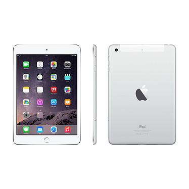 Avis Apple iPad mini 3 avec écran Retina Wi-Fi + Cellular 64 Go Argent