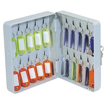 Armoire à clés - 20 clés - 20 x 16 x 7 cm