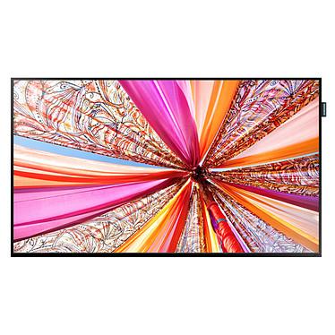 """Samsung 55"""" LED DM55D 1920 x 1080 pixels 16:9 - 5000:1 - 8 ms - HDMI - Wi-Fi - Haut parleurs intégrés - Noir"""