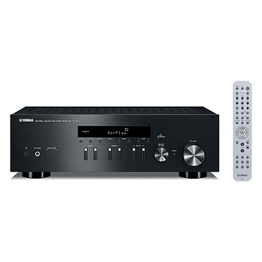 Yamaha R-N301 Noir Amplificateur stéréo intégré 2 x 100 W avec DAC, AirPlay et DLNA