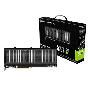 Gainward GeForce GTX 980 Phantom 4096 Mo DVI/Mini-HDMI/Tri Mini-DisplayPort - PCI Express (NVIDIA GeForce avec CUDA GTX 980)