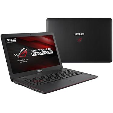 """ASUS G551JW-DM138H Intel Core i5-4200H 8 Go SSD 128 Go + HDD 1 To 15.6"""" LED Full HD NVIDIA GeForce GTX 960M Graveur DVD Wi-Fi N/Bluetooth Webcam Windows 8.1 64 bits (garantie constructeur 1 an)"""