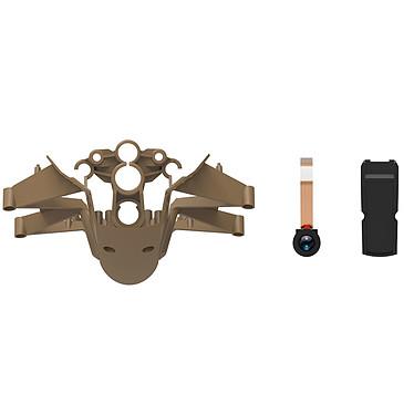 Parrot Caméra et structure pour MiniDrone Jumping Sumo Kaki Caméra et structure pour MiniDrone Jumping Sumo
