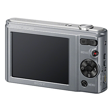 Sony DSC-W810 Argent  pas cher