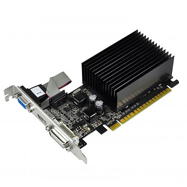 NVIDIA GeForce 210 512 MB Passive 512 Mo DVI/HDMI - PCI Express (NVIDIA GeForce avec CUDA 210)