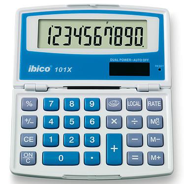 ibico 101X Calculatrice de poche 10 chiffres