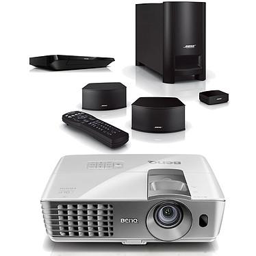 BenQ W1070+ + Bose CineMate GS Ensemble Home-Cinema