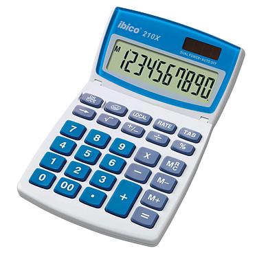 ibico 210X Calculatrice de bureau 10 chiffres