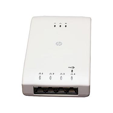 HP 517 802.11ac(J9842A) Point d'accès pour réseau sans fil Wi-Fi AC 1.3 G Dual Band
