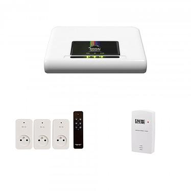HomeWizard Starter Pack Box domotique pour une maison connectée (multi-compatibilité)