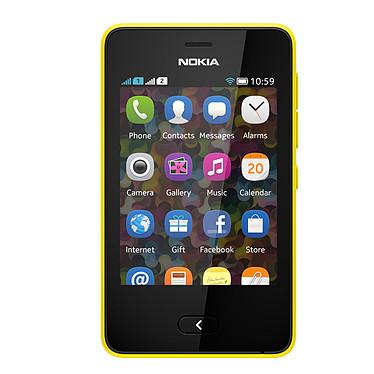 Nokia Asha 501 Jaune